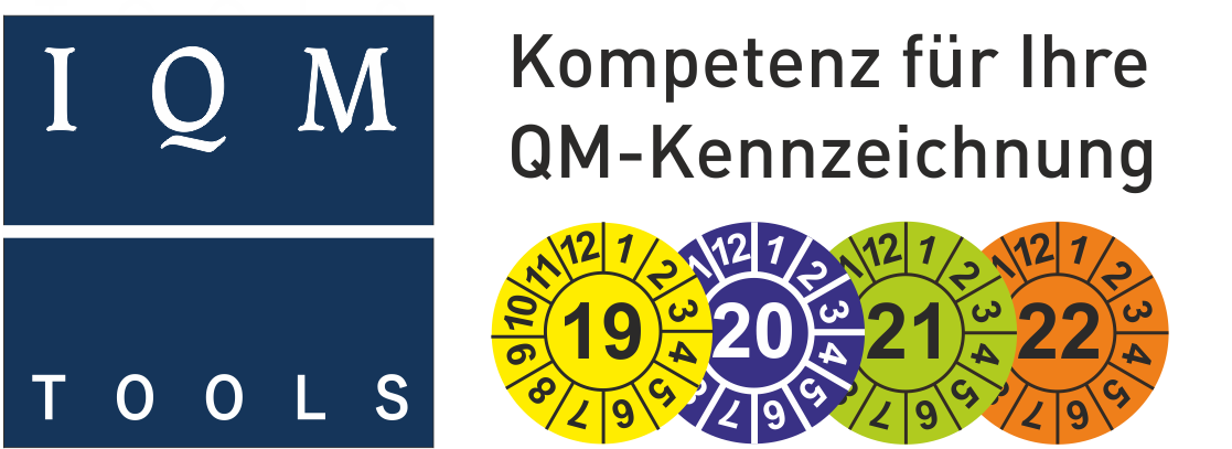 Logo von IQM TOOLS GMBH Innovative Qualitätsmanagement-Tools